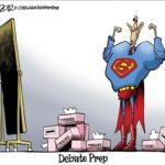 obama debate prep