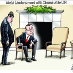 world leaders meet with obama at UN