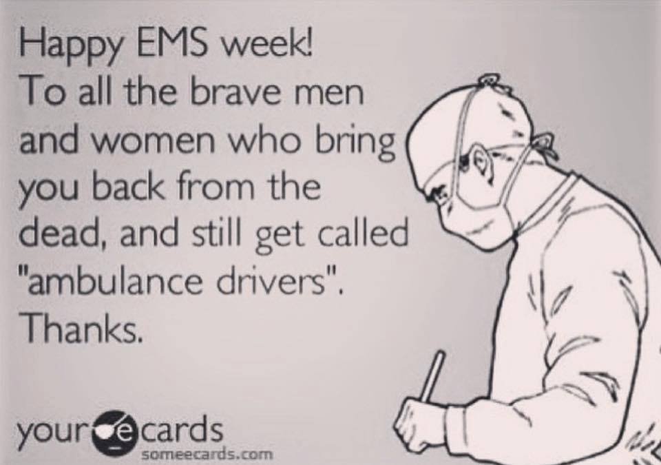 happy ems week