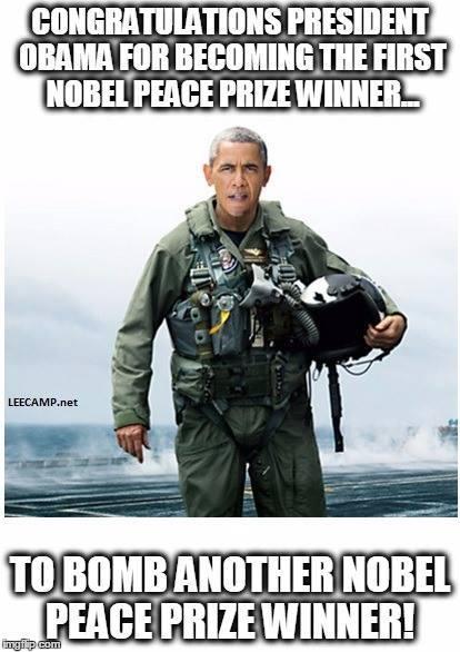 Obama bombs hospital