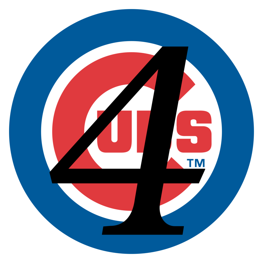 Cubs magic number is 4