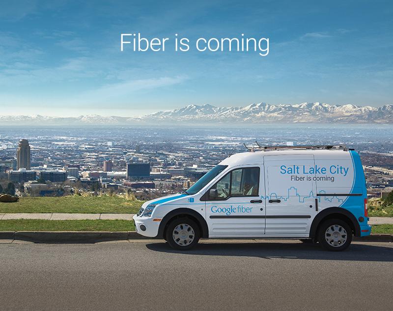 google fiber slc